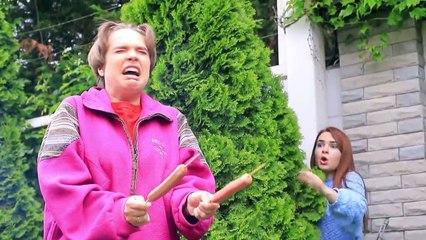 Desafío: Frío vs Caliente / Chica de Fuego vs Chica de Hielo
