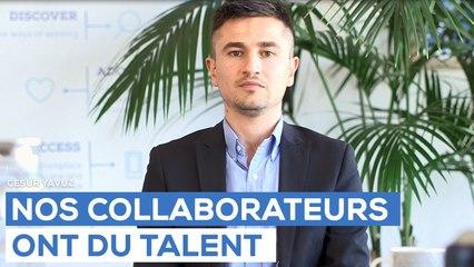 Nos collaborateurs ont du talent - Cesur Yavuz