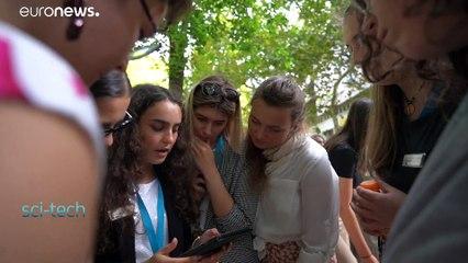 Avrupalı genç kadın girişimciler, Lizbon'daki liderlik kurslarıyla kendi işlerini kurmayı amaçlıyor