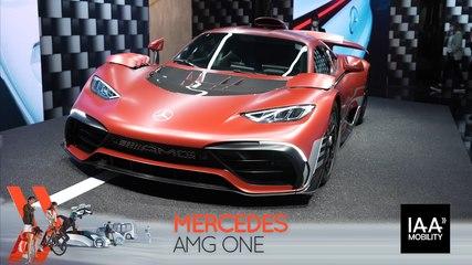 Mercedes AMG One (2021)