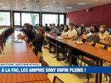 A la Une : Kad Mérad à Saint-Etienne / La vaccination au programme du collège / Attention aux claquages avec la reprise du sport ! - Le JT - TL7, Télévision loire 7
