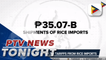 BOC collects P11.7-B tariffs from rice imports