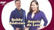 WATCH: Angelu de Leon and Bobby Andrews on PEP Live