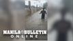 Biñan River overflows due to #JolinaPH