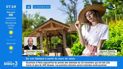 08/09/2021 - Le 6/9 de France Bleu Bourgogne en vidéo