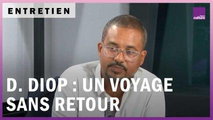 """David Diop : """"La littérature ne doit pas créer de frontières"""""""