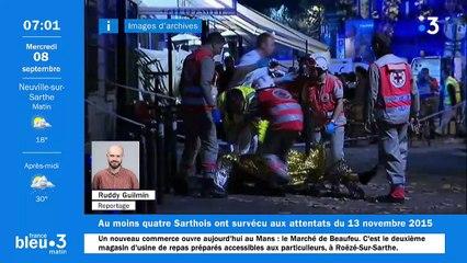 08/09/2021 - Le 6/9 de France Bleu Maine en vidéo