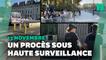 13-Novembre: les images du procès qui s'ouvre sous haute sécurité
