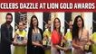 Bobby Deol, Krishna Shroff, Elli AvrRam, Divya Kumar Khosla dazzle at Lion Gold Awards