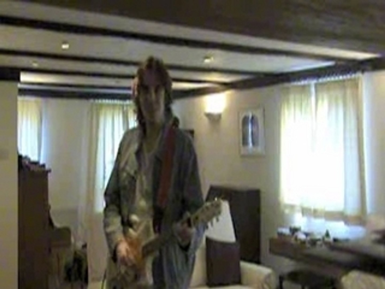 Last Night Travelling Wilburys Video Dailymotion