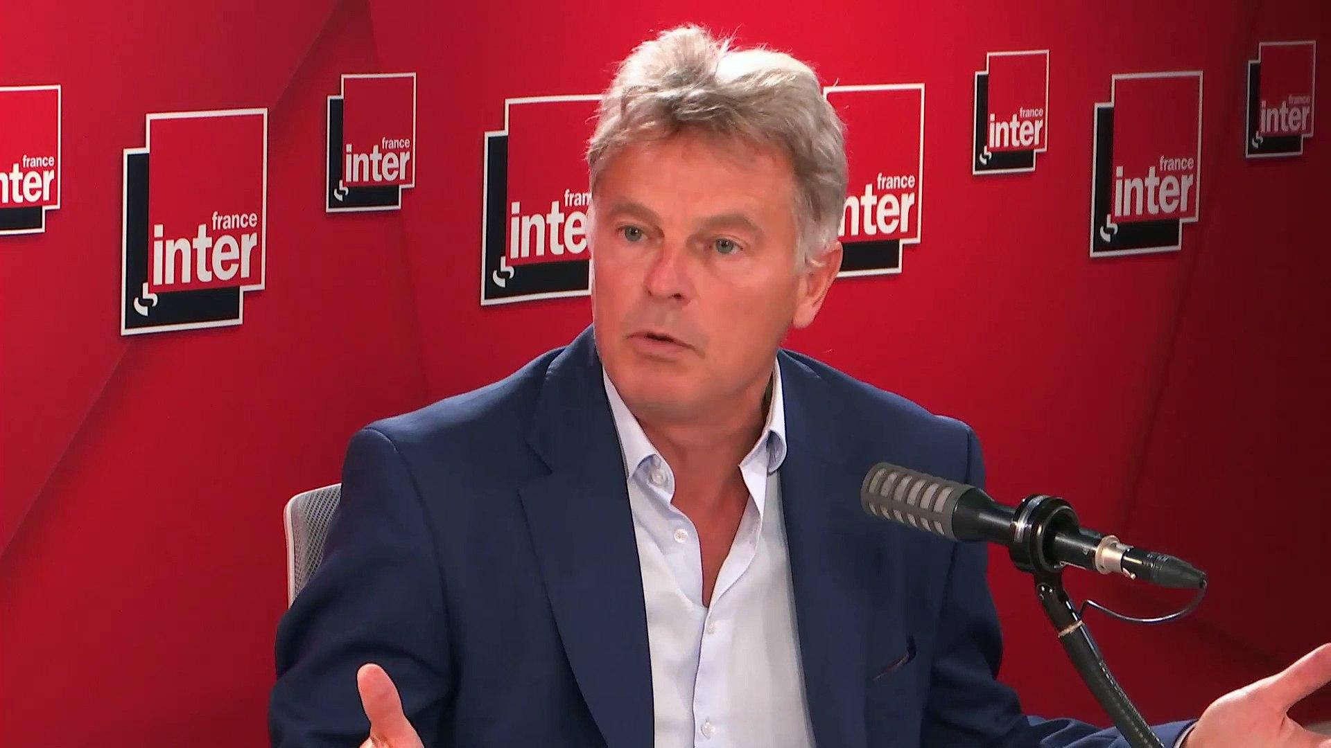 L'invité du 13h : Fabien Roussel, secrétaire national du PCF - Vidéo  Dailymotion
