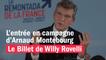 L'entrée en campagne d'Arnaud Montebourg - Le billet de Willy Rovelli