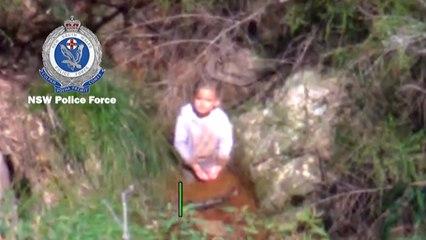 Dreijähriger überlebt drei Tage im australischen Outback