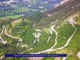 Reportage - Il gravit l'Alpe d'Huez jusqu'à 8 fois par jour pendant 1 mois! - Reportage - TéléGrenoble