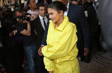 Kylie Jenner confirma finalmente su embarazo