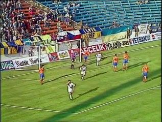 1. FC Kosice 2-1 Beşiktaş 15.09.1993 - 1993-1994 UEFA Cup Winners' Cup 1st Round 1st Leg