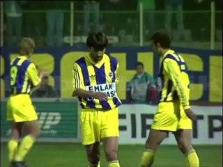 Fenerbahçe 3-1 Sarıyer 19.03.1994 - 1993-1994 Turkish 1st League Matchday 22