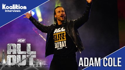 Adam Cole Didn't Know His Contract Expired, Reveals His AEW Plans & Why Twitch Is Important To Him