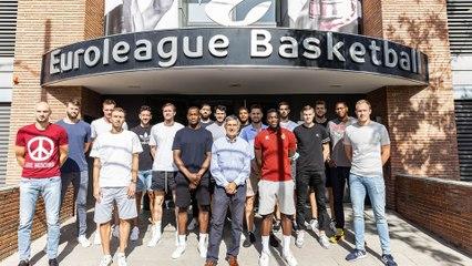 Players and executives meet to discuss upcoming EuroLeague season
