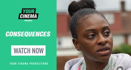 Her back's against the wall, but she's got one way out... 'Consequences' | WATCH NOW