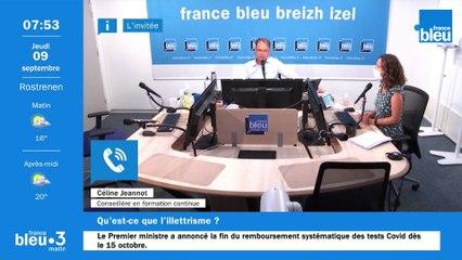 1 Breton sur 30 est illettré