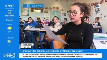 09/09/2021 - Le 6/9 de France Bleu Normandie en vidéo