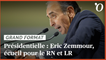 Présidentielle 2022: Eric Zemmour, écueil pour le RN et LR