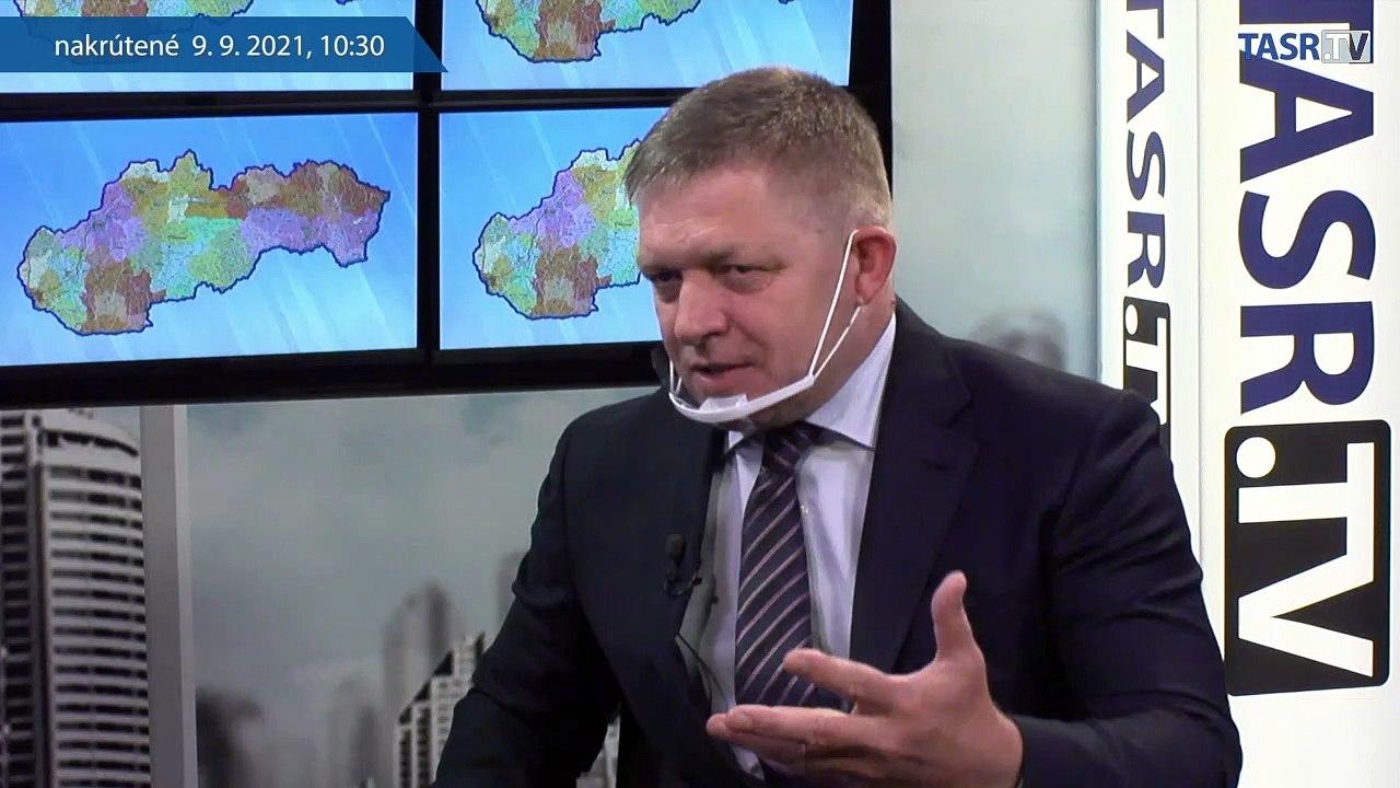 FICO: Musíme dať politickej scéne nástroj na riešenie vládnych kríz