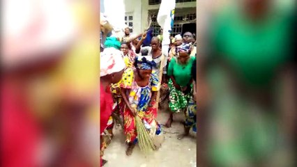 Danse kasaïenne