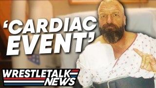 Triple H Heart Update, Kevin Owens AEW Move! WWE HEAT! AEW Dynamite! | WrestleTalk
