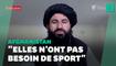 En Afghanistan, un responsable taliban interdit aux femmes de faire du sport