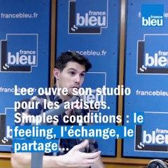 Les rendez-vous de Lilian Renaud #2 - Lee CATTERSON, musicien & industriel - EXTRAIT 2