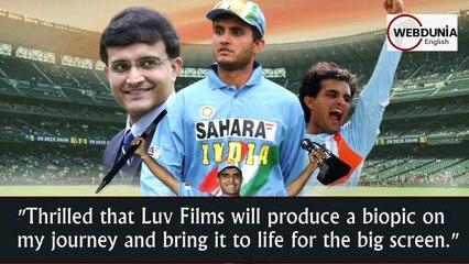 Biopic on cricket legend Sourav Ganguly announced; Will Ranbir Kapoor play the lead?
