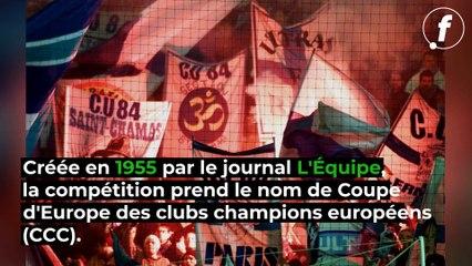 L'évolution de la Ligue des Champions