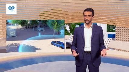 Connected Surfaces for Autonomous cars - Mehdi Ferhan, Mathieu Bancelin, Timothée Laurent