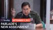 Parlade appointed National Security Council deputy director-general