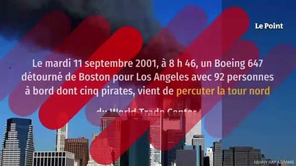 11-septembre : la chronologie de l'attentat