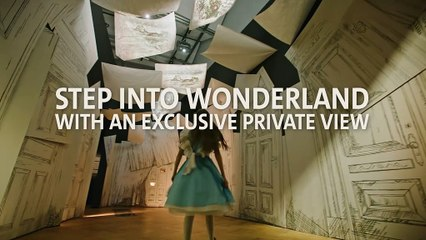 The V&A Presents Alice: Curiouser And Curiouser - Trailer
