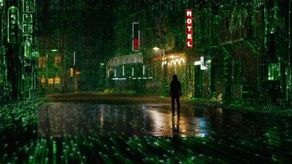 The Matrix Resurrections - Official Trailer 1 (VO)