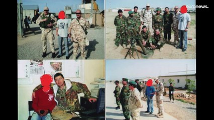 ABD ordusu için çevirmenlik yapan bir Afgan: 'Taliban beni bulursa öldürür'