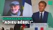 """L'hommage de Macron à Belmondo """"c'est un peu nous, en mieux"""""""