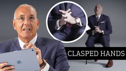 Former FBI Agent Breaks Down His Own Body Language