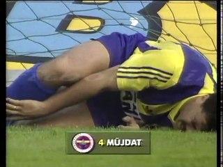 Fenerbahçe 4-0 Zeytinburnuspor 17.04.1994 - 1993-1994 Turkish 1st League Matchday 26