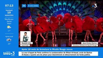 10/09/2021 - Le 6/9 de France Bleu Paris en vidéo