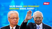 SINAR PM: Najib bakal jadi penasihat ekonomi Ismail Sabri?
