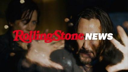 'The Matrix Resurrections' Trailer Drops | RS News 9/9/21