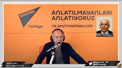 Çavuşoğlu'nun paylaşımına Perinçek'ten sert tepki: ''Türk dış politikasına karşı işlenmiş bir cinayettir''