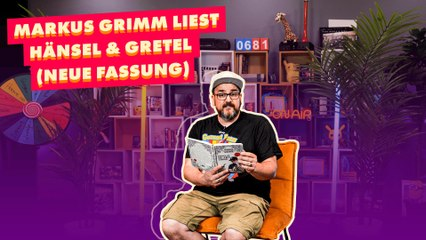 Markus Grimm zeigt: So wäre Hänsel und Gretel in der heutigen Zeit!