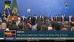 Brazil: Jair Bolsonaro retracts after incitement to violence