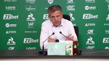 """Claude Puel : """"Montpellier reste très dangereux"""""""